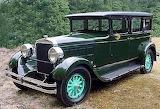 1927 Gardner 8 Cylinder Sedan