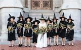 Wedding at Salt Lake Temple