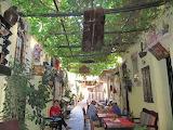 Street taverna Rethymnon