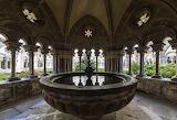Zwettl Abbey, Lavatorium, Austria