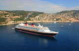 """Disney Magic"" Cruise Ship"