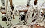 England Tall Ships Festival Rigging