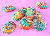 Rotate the spiral cookies @ Lemonylimón