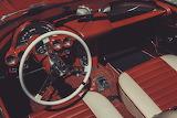 Chevrolet Chevy Corvette Car Auto Vehicle Interior