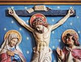 Crucifixion-Jesus-Mary-disciple-cross