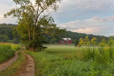 Scenic Butler County Farm by Jan McElhinny