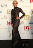 Carrie Bickmore Australian Logie Awards