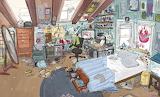 Arte digitale di Scott Watanabe