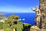 Monte Solara in Capri - Italy