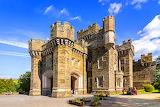 Castle, England