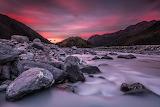 Franz Josef Glacier Valley by Marta Kulesza