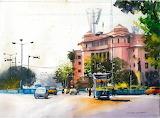 Cityscape Kolkata