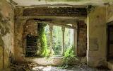 Abandoned castle croatia