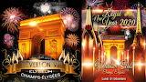 Happy New Year Elyseum Paris France In 2020