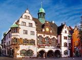 Freiburg City HalL