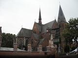 België Antwerpen Burcht Kerk-met-Beiaard