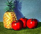 Still Life - Fruit by Juanita Milder