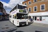 Grayscroft Volvo Citybus NCME G103NGN ex London Buses VC3