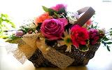 182438 cesta de flores