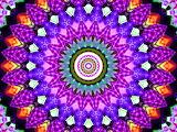 Mandala Iris