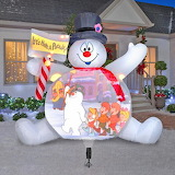 Inflatable Frosty