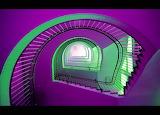 Purple&GreenStairs