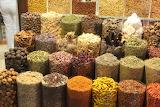 spices in souk, Dubai