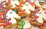 #Unicorn Cookies