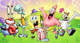 #SpongeBob and Friends
