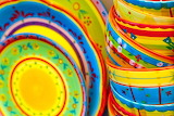 Colorful pottery of the Camargue