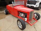 1929 Ford High Boy Roadster