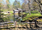 Mabry Mill Town of Meadows of Dan Virginia USA