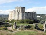 Chateau Gaillard ruins - France