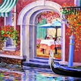 #Venetian Enchantment by Mikki Senkarik