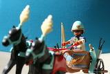 Playmobil RAMSES II by Christy E. Ioannidou
