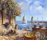 In the harbour, Reint Withaar