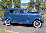 Plymouth DeLuxe sedan 1934