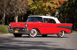 1957 Chevrolet Convertible FI