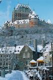 Chateau Frontenac Quebec City Canada