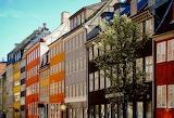 Facades in Copenhagen,