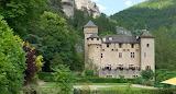Chateau de la Caze - France