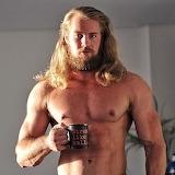 this mug weighs 45lbs