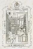 Broadley Bookplate