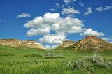 Teddy Roosevelt Nat'l Park North Dakota Badlands