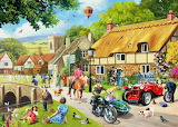Summer Village by Kevin Walsh...