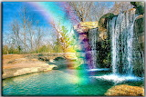 RainbowWaterfall