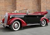 Opel Super 6 Bj 1937 Wedding Car