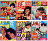 Teen idol magazines from the seventies!