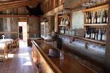Old west tavern