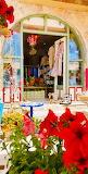 Shop in Myrtos